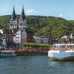 School German trip to Rhine