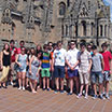 School Art trip to Barcelona and Costa Brava
