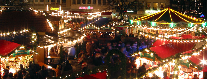 School Christmas Markets Trip To Aachen Germany