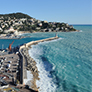 School French Language Courses trip to Nice
