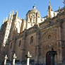 School Spanish Language School trip to Salamanca