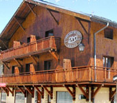 Chalet des Pistes