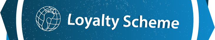 Halsbury Travel Loyalty Scheme