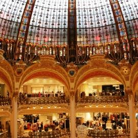 Galeries Lafayette Fashion Show
