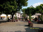 Rudesheim Market Square