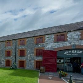 Old Jameson Distillery Tour