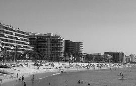 Placa Major, Platja d'Aro
