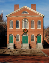 Old Town Hall, Salem