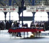 Paris Fashion Markets