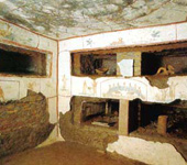 The Catacombs of Saint Callixtus