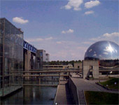 Cite des Sciences et de L' Industrie (La Villette)