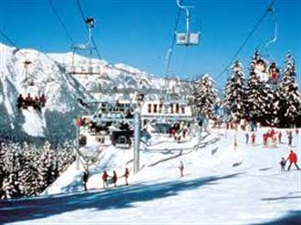 School ski holiday in Folgaria Italy with Halsbury Travel Ltd.