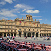 School Spanish Language Study trip to Salamanca