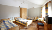 Hotel Batory Guest Rooms