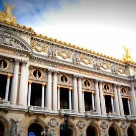 Palais Garnier - Opera