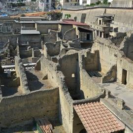 Herculaneum Archaeological Site