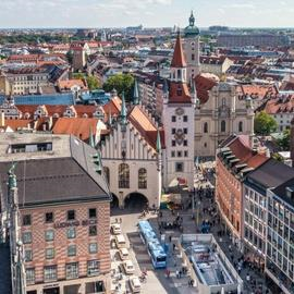 Guided Tours of Munich