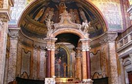 Basilica of St Mary Major (Santa Maria Maggiore)