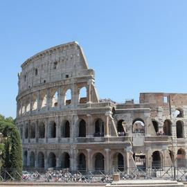 Colosseum (Flavian Amphitheatre)