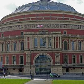 Royal Albert Hall Front of House Tour