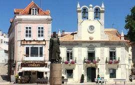 Cascais town square
