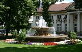 Konzerthalle im Kurpark Bad Neuenahr