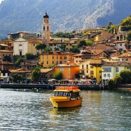 Boat Trip - Lake Garda