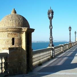 Guided excursion to Cadiz