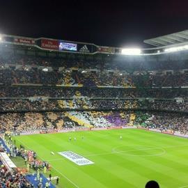 Estadio Santiago Bernabeu (Real Madrid)