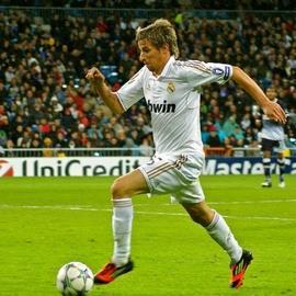 Football Match Madrid