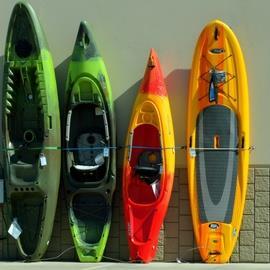 Canyoning and Kayaking