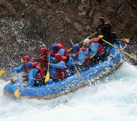 Green River Rafting (Whistler)