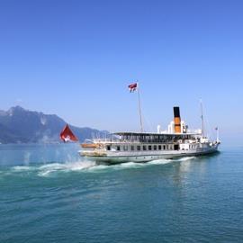 Boat Cruise on Lake Geneva