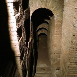 The Catacombs of Saint Callixtus