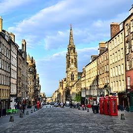 Edinburgh Old Town (Royal Mile)
