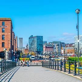 Walking Tour of Liverpool