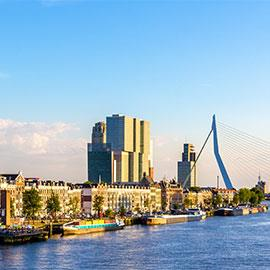 Rotterdam Harbour Cruise
