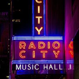 Radio City Music Hall Tours