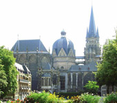 Aachen Cathedral & Treasury