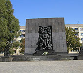 Monument to the Heroes of the Ghetto