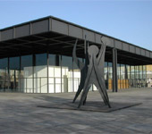 Neue Nationalgalerie (New National Gallery)