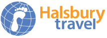Halsbury Travel Logo