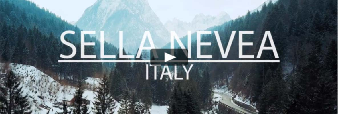 Sella Nevea promo video