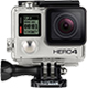 GoPro HERO4 HD Action Camera